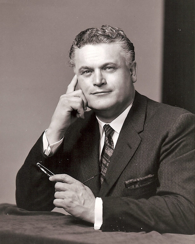 Dr. J. Harold Smith, around