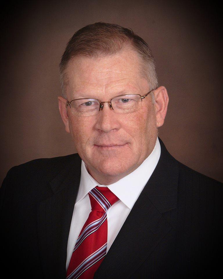 Evangelist Rodney Woodcock