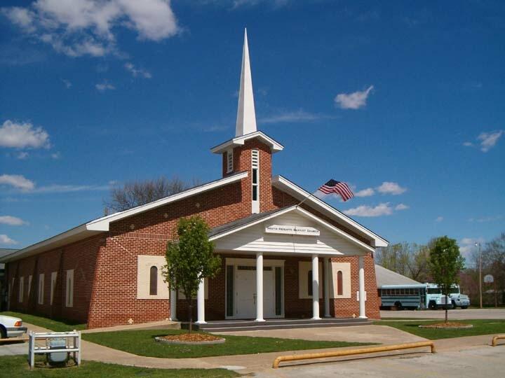 South                           Heights Baptist Church of Sapulpa
